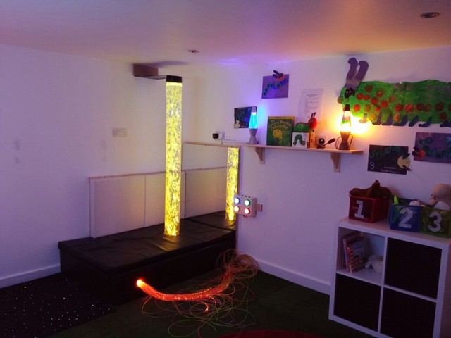 little faces day nursery rooms